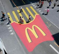 Awesome Ambient Marketing Examples