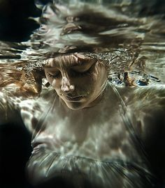 Portrait Photography Inspiration : Dream of Sleep: Photo by Photographer B READ Under The Water, Under The Sea, Underwater Photography, Portrait Photography, Dream Photography, Underwater Photoshoot, Underwater Images, Levitation Photography, Exposure Photography