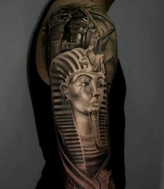 egyptian tattoos from tattooton.com