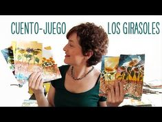 El cuento y juego de los girasoles: mindfulness para niños I Gemma Sánchez - YouTube