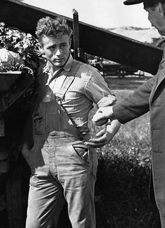 latinamericana:   East of Eden, 1955.  That face.
