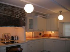 cooker in inglenook - Google Search
