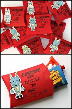 Valentine's Card Ideas