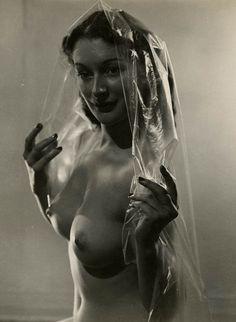 Vintage Art Deco 1946 Pin Up Poster Hollywood Regency Nude Lazlo Willinger Fine