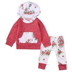 Newborn Baby Girls Warm Hoodie T-shirt Top + Floral Pants... https://www.amazon.co.uk/dp/B01N8TI984/ref=cm_sw_r_pi_dp_x_Wq8YybHJ6TENQ