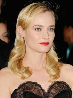 Diane Kruger #boldbrows #eyebrows