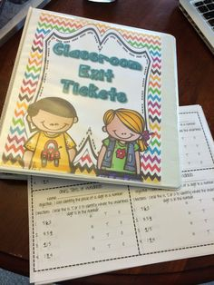 Lots of how to's on exit tickets and some ready to print!