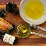 The Oil Cleansing Method for Beautiful Skin Naturally. I do this & love it. It doesn't clear all acne, since it's usually from your diet. But the health of my skin is measurably improved.