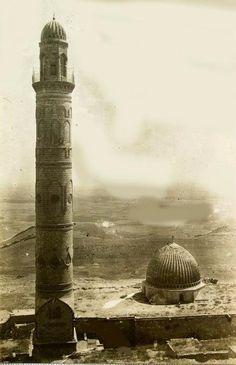 Mardin Ulu cami minaresi