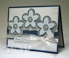 So pretty. I have these supplies....I. NEED. TO. MAKE. THIS.