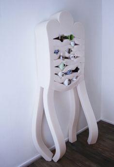 studio dewi van de klompによる柔らかい棚