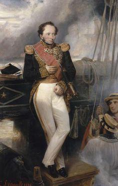 French admiral Henri de Rigny