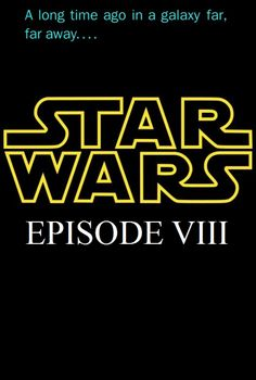 StarWars.com wrote: Bob Iger confirmed that Rian Johnson will write and direct Star Wars: Episode VIII. The film, which continues the saga after the events of Star Wars: The Force Awakens, is set f...