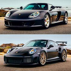 Porsche Carrera Gt, Porsche Macan Gts, Porsche Motorsport, Porsche Cars, 911 Turbo S, Twin Turbo, Volkswagen, Custom Porsche, Gold Wheels