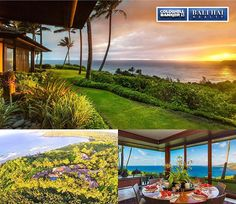 The Point at Anini Vista is back on the market! Now offered at $31,000,000 this architectural masterpiece features 14 living pods with beautiful sunrise & sunset views. View more photos and info on 👉www.balihai.com . . . #broker #realestate #kauai #hawaii #sunrise #sunset #kauairealestate #hawaiirealestate #realtor #forsale #homes #homesforsale #luxury #luxuryhomes #balihai #coldwellbanker #coldwellbankerpreviews #hanalei #anini