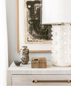 """""""Bedside table goals Love @tcapaldodesigns latest project in Miami Beach ☀️ Can you spot our…"""""""