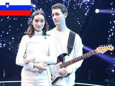 Zala Kralj & Gašper Šantl - Sebi will represent Slovenia at the 2019 Eurovision Song Contest Slovenia, Songs, Concert, Concerts, Song Books