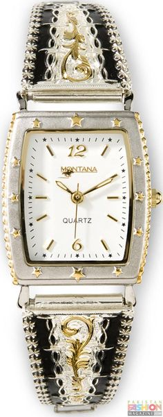 ~Montana Quartz Watch | The House of Beccaria RICH AND FAMOUS  ❤︎†