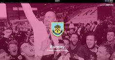 Burnley FC Premier League preview, as featured on ESPN UK.