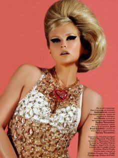 vogue russia hair nicolas jurnjack https://www.facebook.com/Hair.Nicolas.Jurnjack?pnref=story http://instagram.com/nicolasjurnjack/, http://nicolasjurnjack.com photo : terry tsiolis make up : pep gay styling :simon robins model : Inga Eiriksdottir