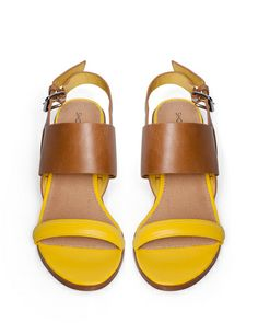 summer, yellow, shoe http://www.shoemint.com/showroom Time to show off your toes!!