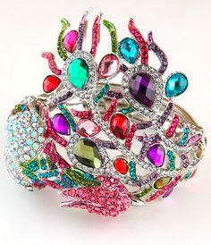 colorful bracelets   Home / Watches / FABULOUS Multi-Color Peacock Bracelet