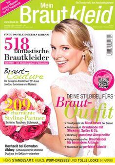 """Mein Brautkleid 1/2014 """"518  Fantastische Brautkleider"""""""