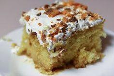 Butterfinger Cake (5 Points+)
