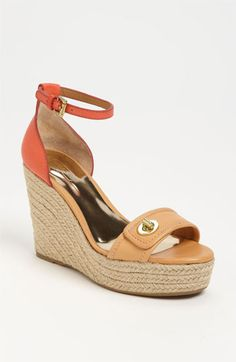 COACH 'Glinda' Sandal available at #Nordstrom