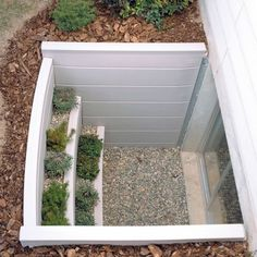 Love the greenery on this window well for the egress window Basement Remodeling Albany, Rochester, Syracuse & Buffalo - Comfort Windows Well Decor, New Homes, Small Basements, Remodel, Egress Window, Home Remodeling, Basement Windows, Basement Apartment, Remodel Bedroom