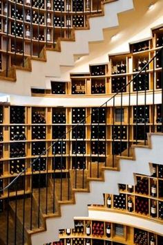 Is this the greatest cellar in history or what?!