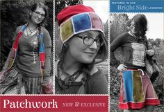 Get patchy! :)  #soulfloweroriginal #patchwork