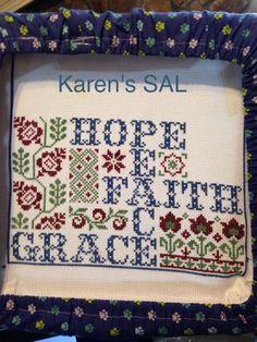 Needlework, Cross Stitch, Quilts, Blanket, Words, Embroidery, Dressmaking, Punto De Cruz, Couture