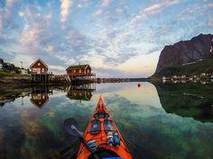 Lofoton Islands of Norway