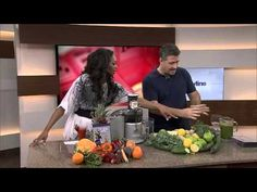 ▶ Juice dieting tips from Joe Cross - from the documentary, Fat, Sick, and Nearly Dead