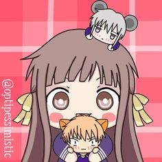 Fruits Basket #fruitsbasket #fruitsbasket2019 @saharaujom #animes #otaku fruits basket 2019 #kyo #yuki #hondatohru #furuba #furuba2019 #sohma #kyosohma #yukisohma #tohruhonda #cestadefrutas Fruit Cartoon, Cartoon Kids, Cute Cartoon, Fruits Basket Anime, Basket Tv, The Secret Movie, Tohru Honda, Basket Drawing, High Fiber Fruits