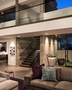 The Contemporary House in LA  House goals? Comment below!  -- Designed by RGM General Contractors