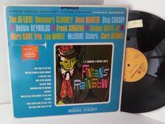 [b]SOLD[/b] VARIOUS FEATURING FRANK SINATRA presents finian's rainbow - SOUNTRACKS, COMEDY, POP, VARIOUS ARTISTS, MISC. #LP Heads, #BetterOnVinyl, #Vinyl LP's