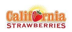 Logo: California Strawberries