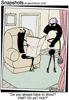 Punctuation Comic