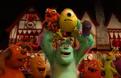 """Regreso. """"Monsters University"""", estrenada este viernes, nos cuenta la etapa universitaria de Mike y Sulley. Fotos: Vanguardia-Archivo"""
