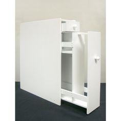 Amazon.com: Proman Products Bathroom Floor Cabinet: Furniture & Decor $119.00 & FREE Shipping