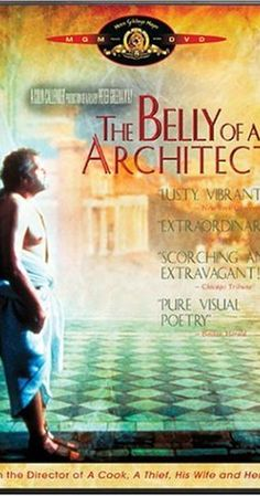 Directed by Peter Greenaway. With Brian Dennehy, Chloe Webb, Lambert Wilson, Sergio Fantoni. An architect supervising an exhibition starts to have mysterious stomach pains while his life slowly falls apart. Cinema Posters, Film Posters, Brian Dennehy, Chicago Tribune, The Hollywood Reporter, Moving Pictures, Film Director, Great Movies, Movie Tv