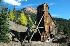 Ouray, Colorado and the adventure of riding the entire Alpine Loop in a 4x4 Jeep! I couldn't even begin to describe how much fun this was. Stopped at an old ghost town/mining town called Animas Fork. Breath taking and beautiful. I will never forget this as long as I live!