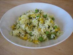 A Simple, Sunny Rice Pilaf Recipe