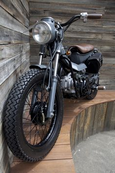 Honda Custom, Custom Moped, Custom Bobber, Custom Bikes, Scooter Motorcycle, Moto Bike, Motorcycle Style, Honda Bikes, Honda Motorcycles
