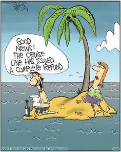 The Flying McCoys Comic Strip, October 22, 2014 on GoComics.com