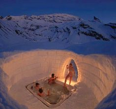 Don't know where it is but want to go there!
