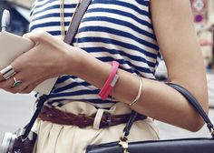 The Jawbone UP24 is lightweight bracelet connects to your smartphone to provide real-time insights on your daily activity, sleep cycle and calories burnt. Read more on the latest Luxury Portfolio LUXETRENDS® or go to http://jawbone.com/store/buy/up24