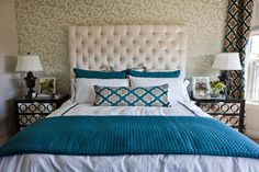 Winter Home Makeover: Today's Hottest Hues  Teal, emerald, coral and more: Have you used one of the year's hot colors yet?